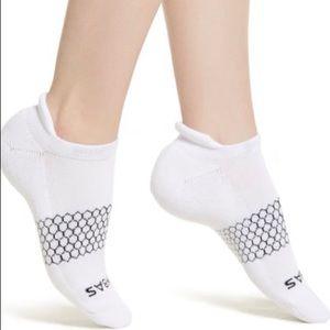 BOMBAS Women's Solid Ankle Socks.